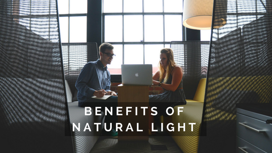 Benefits of Natural Light