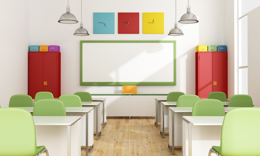 Classroom Design And How It Influences Behavior : The science of classroom design